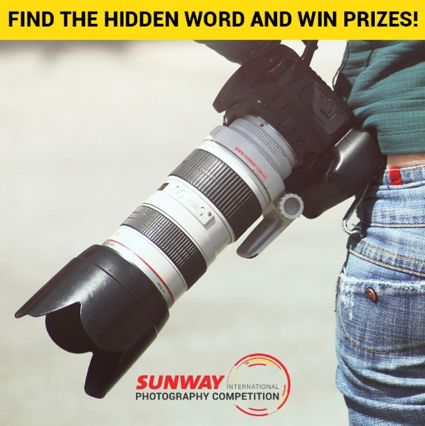 Sunway Pals Giveaway Find the website hidden in this photo and comment below