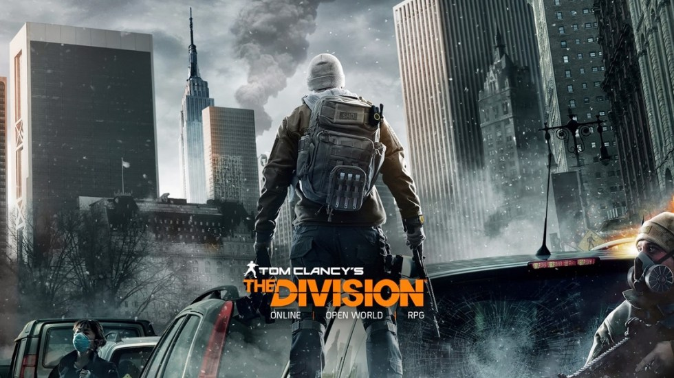 WIN a copy of the game The Division