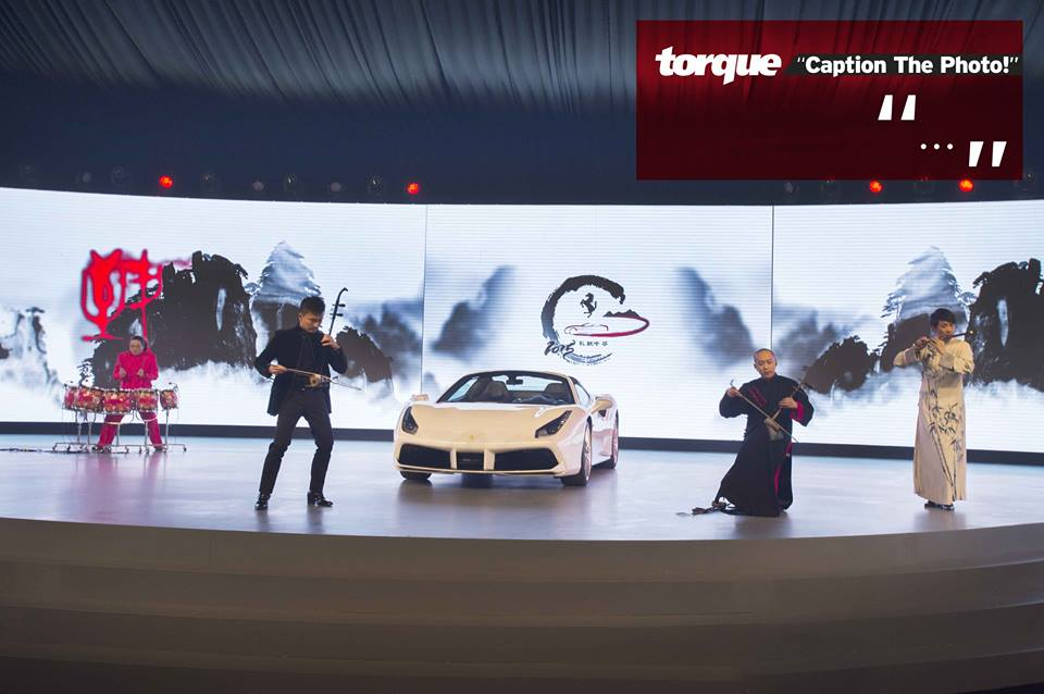 Win a 100ml bottle of Ferrari fragrance at Torque Singapore