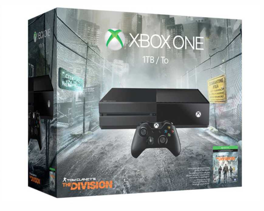 CRAVE GIVEAWAY Win The Division and a 1TB Xbox One to Play it On