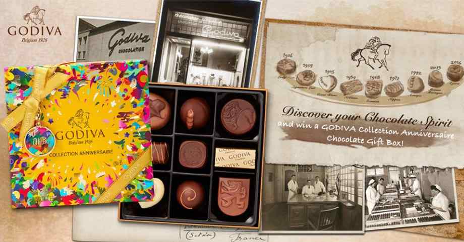 Celebrating our 90th Anniversary Discover Your Chocolate Spirit Round 1 (Singapore)
