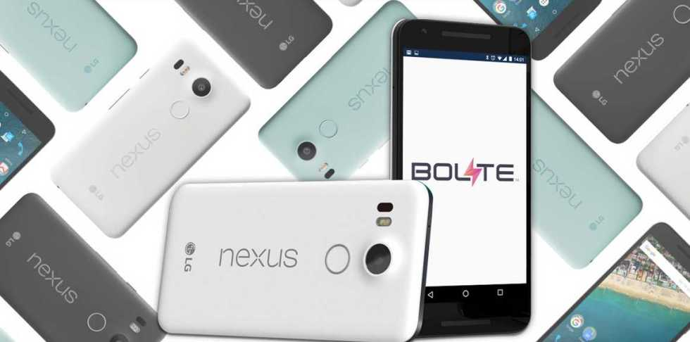 Engadget giveaway Win a Nexus 5X courtesy of Bolste
