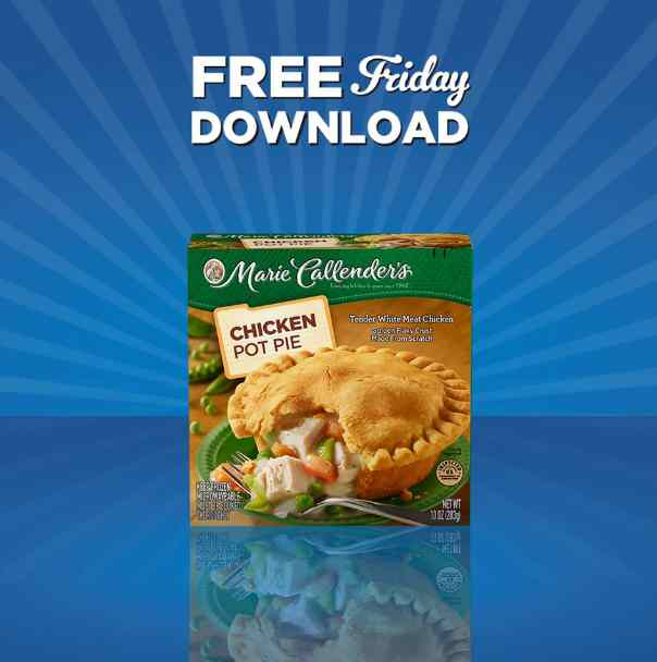 FREE Marie Callender's Pot Pie or Fruit Pie at Ralphs
