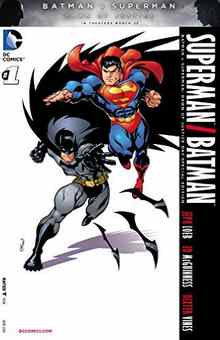 FREE  SupermanBatman Batman v Superman Dawn of Justice Special Edition #1 Kindle & comiXology at Amazon