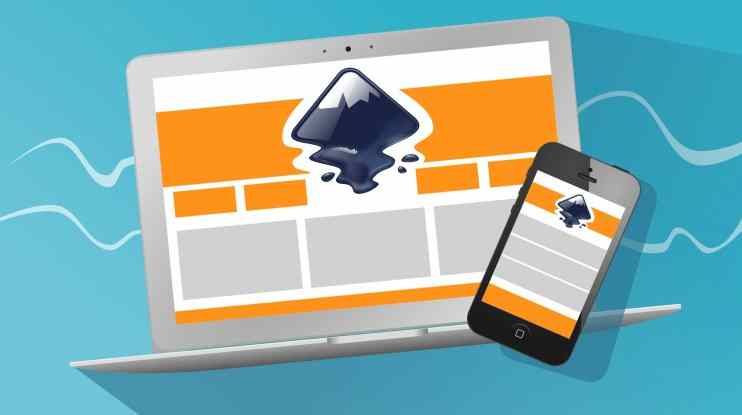 Free Udemy Course on Create your graphics for a responsive website with Inkscape!