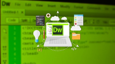 Free Udemy Course on Learn Adobe Dreamweaver CS6 - For Absolute Beginners