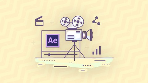Free Udemy Course on Video Transitions in After Effects. After Effects Template