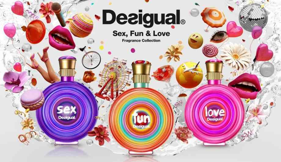 LIKE & SHARE and stand a chance to win Desigual fragrances at Sasa Singapore