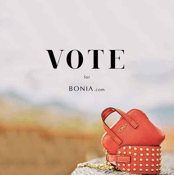 Vote now and win prize worth RM5000 by SITEC at BONIA.COM