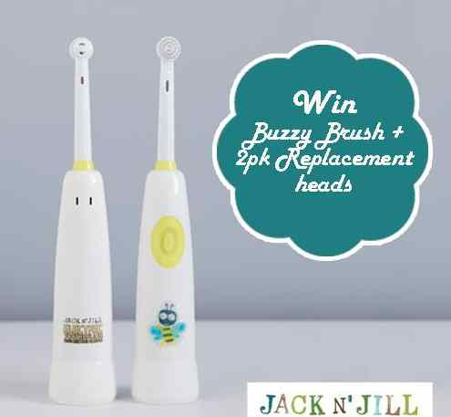 Win Jack N'Jill Buzzy Brush Musical Electric Toothbrush at mothercare Singapore