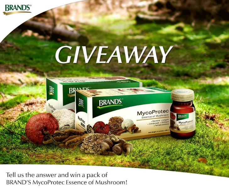 Win MycoProtec Pack at BRAND'S SG