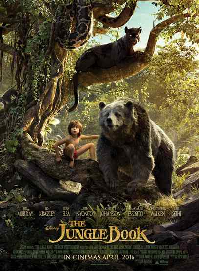 Win Yourself Official Goodies From Disney's The Jungle Book at Lipstiq #Malaysia