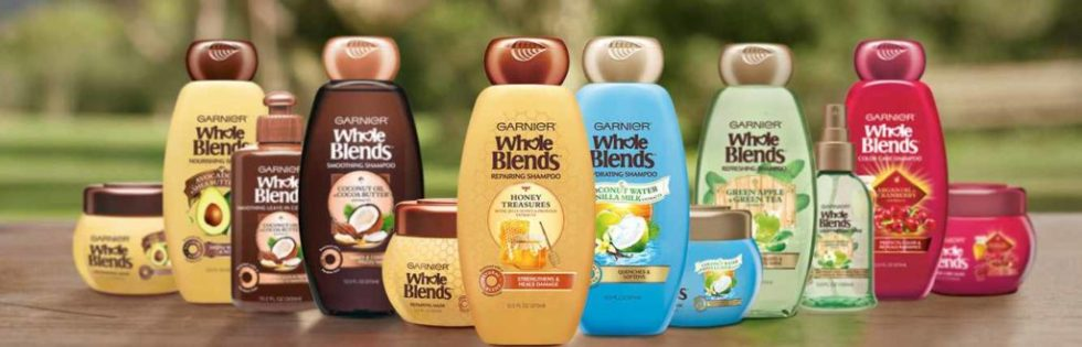 Free Garnier Whole Blends Sample at Walmart