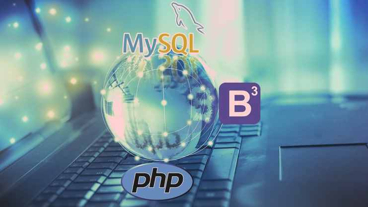 Free Udemy Course on Complete PHP Course With Bootstrap3 CMS System & Admin Panel