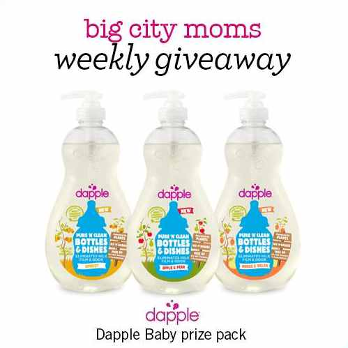 #Win Dapple Baby Prize Pack at Big City Moms