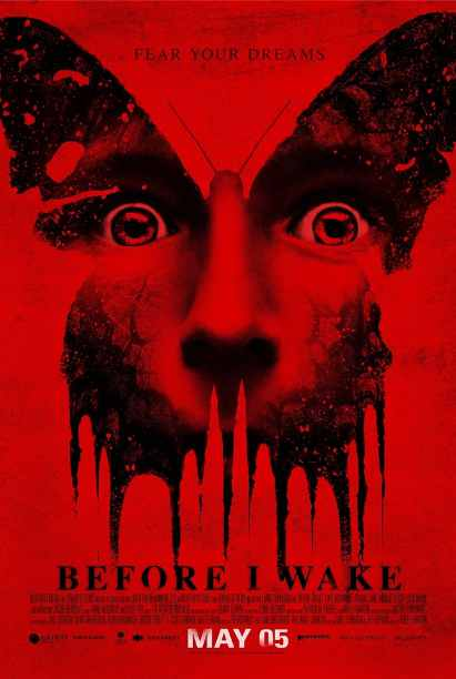 Win a pair of Gala Premiere tickets to 'Before I Wake' at SAFRA