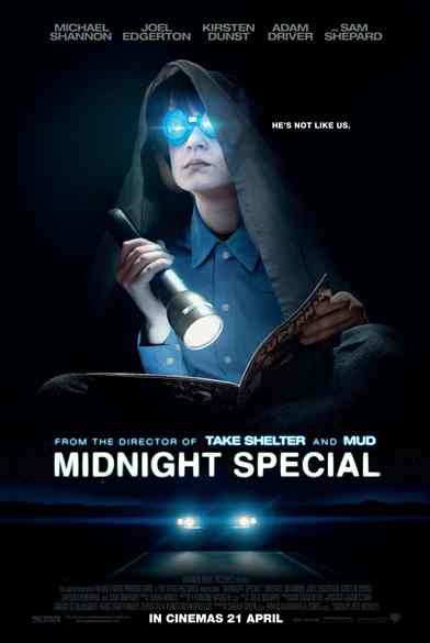 Win tickets to the Preview Screening of MIDNIGHT SPECIAL at MoovieSpy