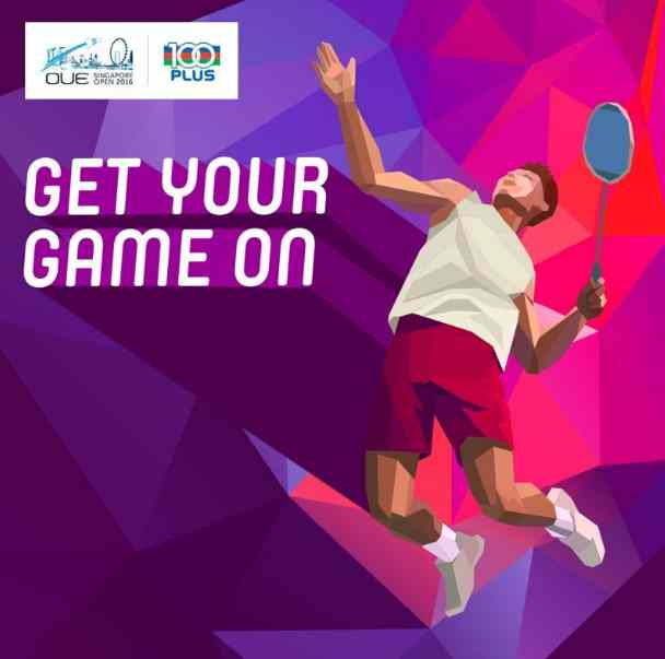 #Win tickets to watch OUE Singapore Open 2016