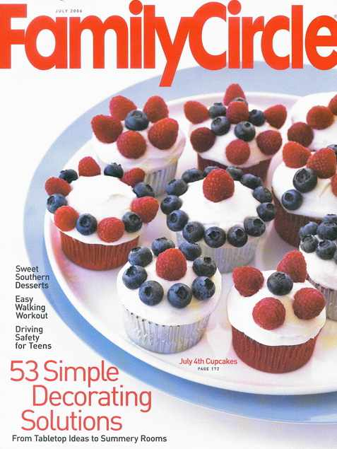 Enjoy 12 issues of Family Circle Magazine