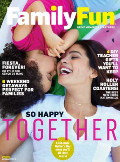 #FREE subscription to FamilyFun