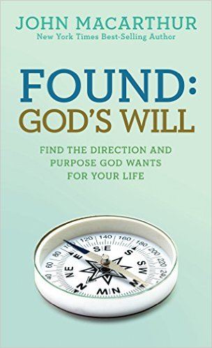 Free Found God's Will (John MacArthur Study) Kindle Edition at Amazon