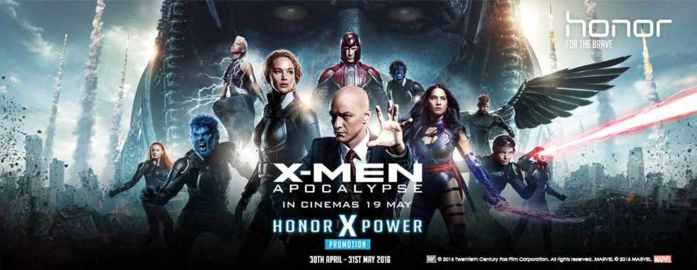Save the Date Dating with Honor Malaysia with X-Men Apocalypse Movie Night