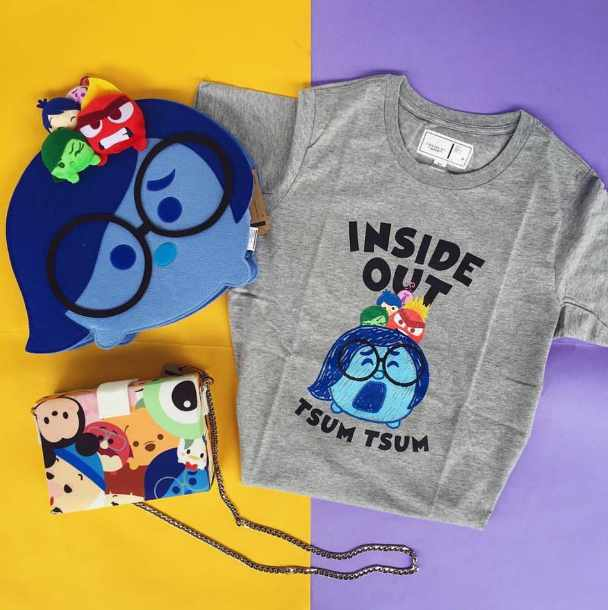 WIN a set of items from the CHOCOOLATE x Disney Tsum Tsum collection at Nylon Singapore