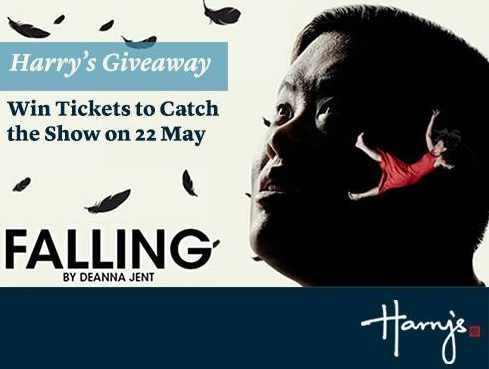 #Win tickets to Pangdemonium's new show, Falling at Harry's Bar Singapore