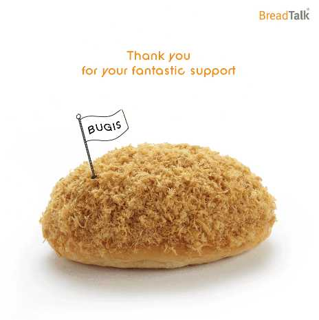 BreadTalk® Singapore celebread a Fan-tastic 16th birthday this July!