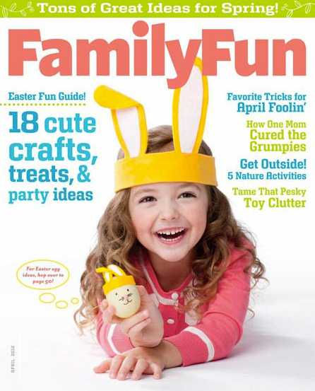 #Free subscription to FamilyFun Magazine