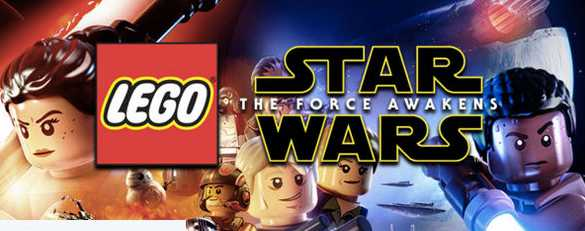 Lego Star Wars Force Awakens E3 Giveaway