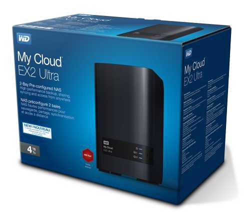 Western Digital My Cloud EX2 Ultra Giveaway at Hardwarezone Malaysia