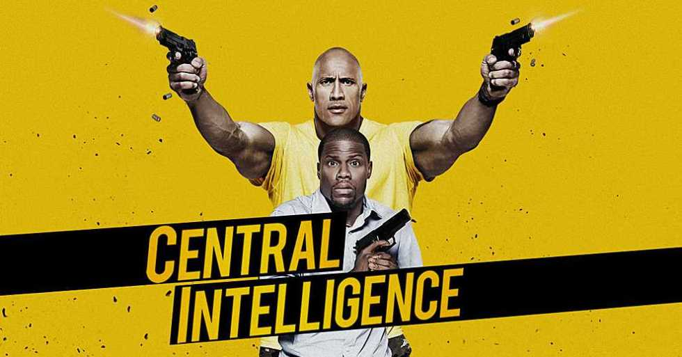 Win tickets to the preview of CENTRAL INTELLIGENCE at Filmgarde Cineplex