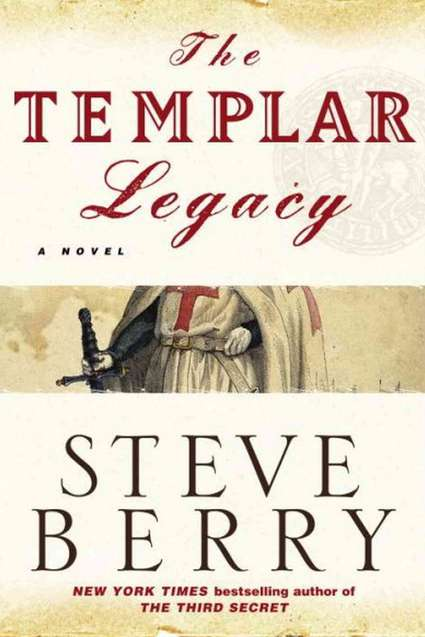 #FREE Audiobook THE TEMPLAR LEGACY by Steve Berry