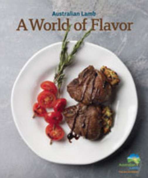 #FREE Australian Lamb recipe book