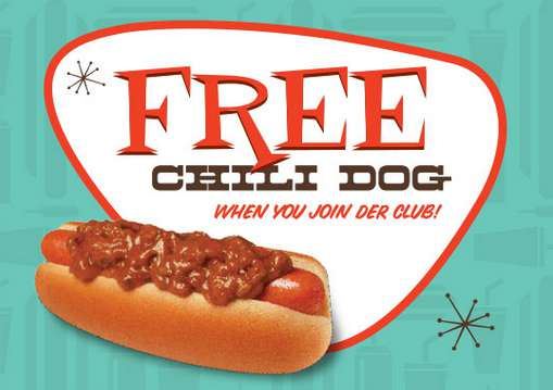 #FREE Chill Dog when Join the Wiener Lovers' Club