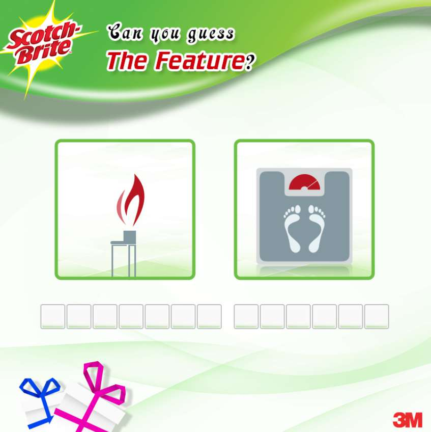 How well do you know about our Scotch-Brite Easy Sweeper Plus+ Contest