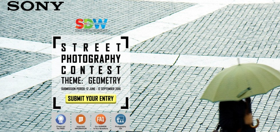 Sony Digital Workshop Street Photography Contest