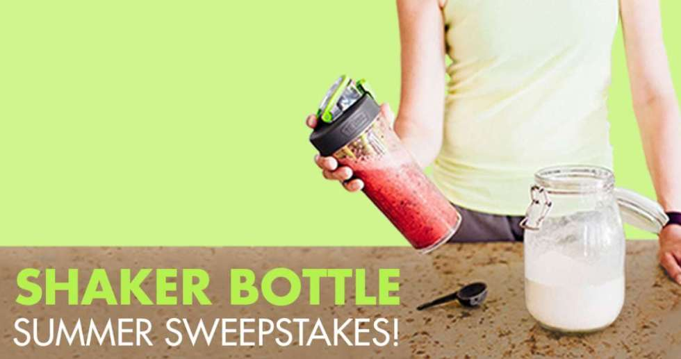 Thermos Shaker Bottle Summer Sweepstakes