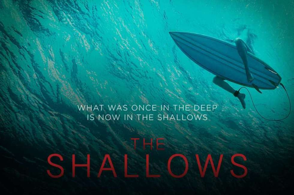#WIN tickets to the advanced screening of THE SHALLOWS at Sony Picatures