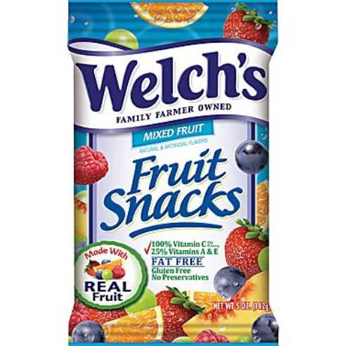 Welch's® Fruit Snacks Great Wolf Lodge Sweepstakes