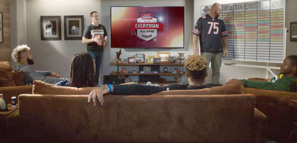 CAMPBELL'S ® CHUNKY ™ EVERYMAN ALL - STAR SWEEPSTAKES