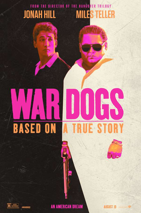 Enter #WarDogs contests and #Win a duffle bag at Cathay Cineplexes