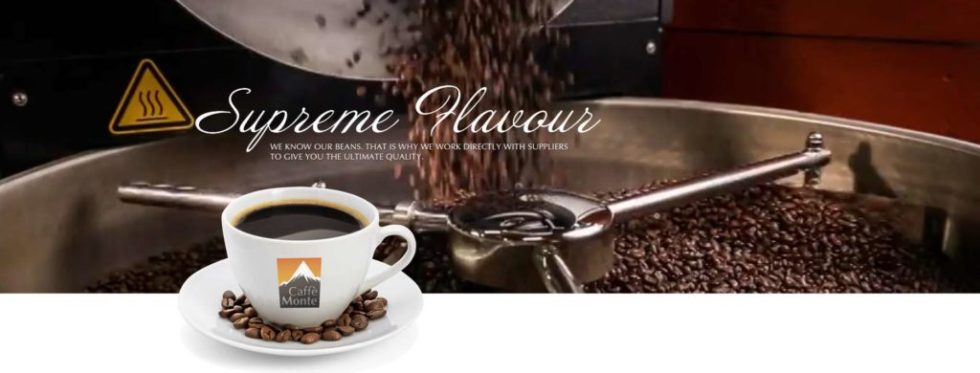 FREE Sample Pack from Caffè Monte Coffee Roasters