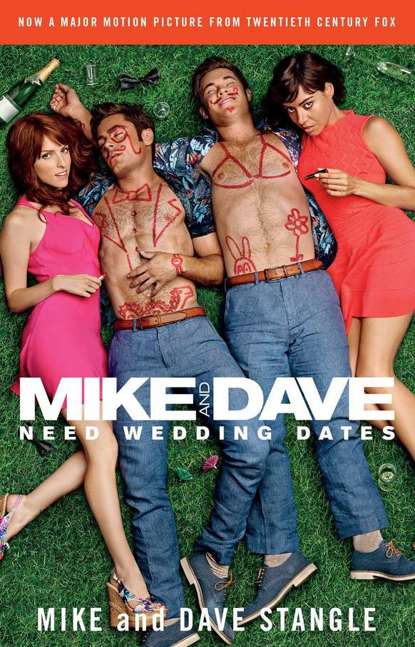 #WIN tickets to the preview of MIKE & DAVE NEED WEDDING DATES