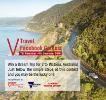 Enter Travel Facebook Contest Win Dream