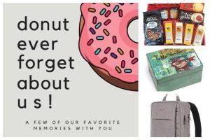 15 farewell gift ideas