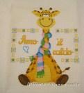 Copripiumino-per-culla-con-giraffa-1