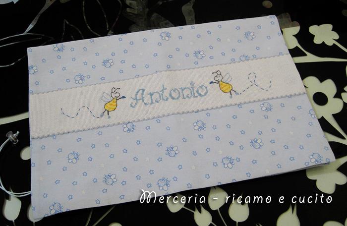 Corredino neonato per nascita Antonio  GIFT