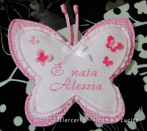 coccarda-fiocco-nascita-farfalla-per-Alessia